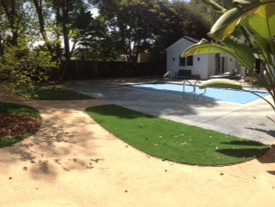 Artificial Lawn Anaheim, California Garden Ideas, Small Backyard Ideas artificial grass